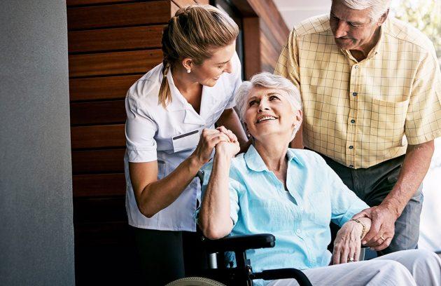 Betreuungs- & Entlastungsleistungen Unterstützungspflege § 37 und 38 SGB 5