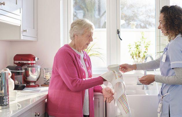 Betreuungs- & Entlastungsleistungen abwaschen abtrocknen aufräumen Betten machen