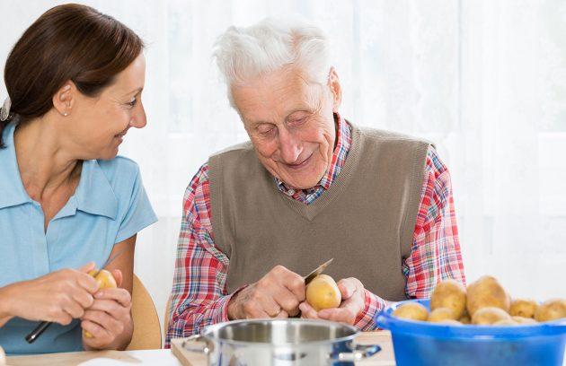Betreuungs- & Entlastungsleistungen spielen malen singen basteln kochen