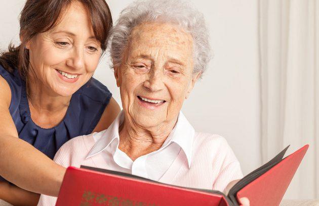 Betreuungs- & Entlastungsleistungen Unterhaltung vorlesen Bilderbücher anschauen
