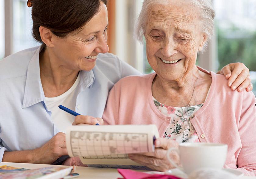 Arbeiten bei Pflegeliebling