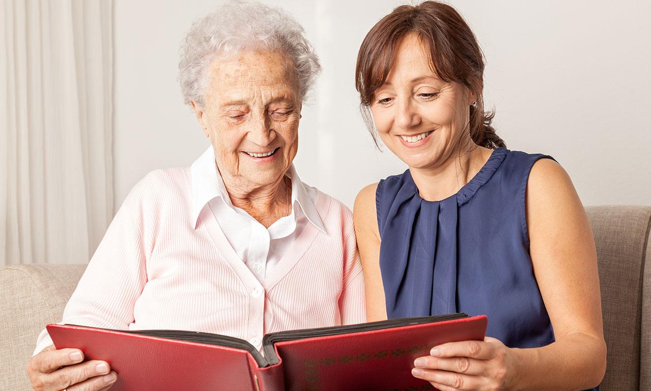 Betreuungs- & Entlastungsleistungen Demenzbetreuung