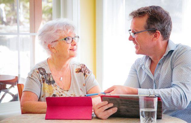Betreuungs- & Entlastungsleistungen Pflegeberatung