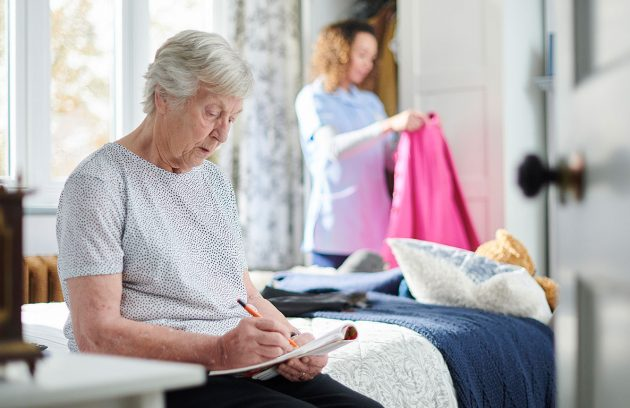 Betreuungs- & Entlastungsleistungen Stundenweise Betreuung
