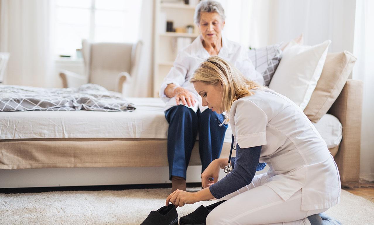 Betreuungs- & Entlastungsleistungen Unterstützungspflege