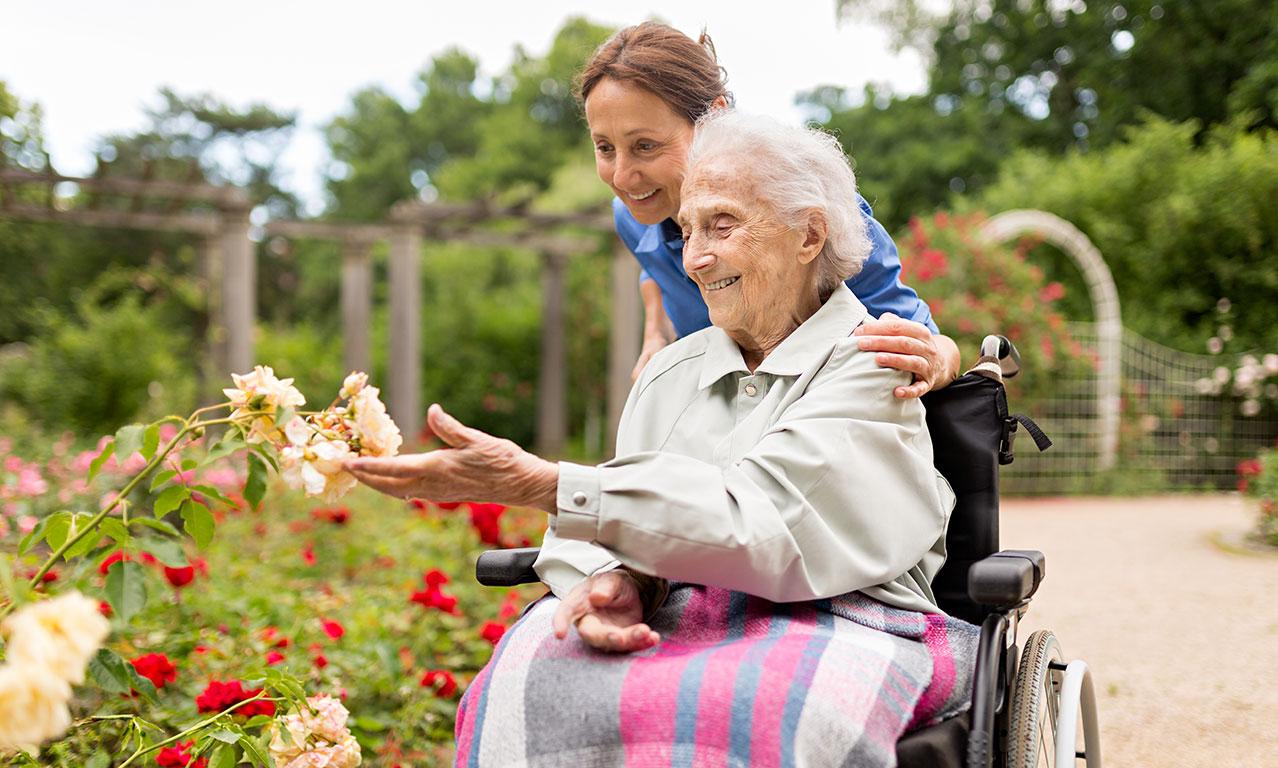 Betreuungs- & Entlastungsleistungen Verhinderungspflege